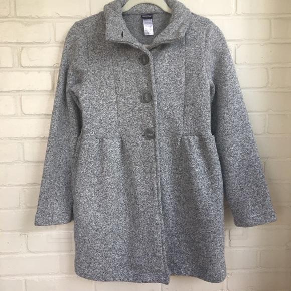 db83bc975cd Patagonia Girl s Better Sweater Coat. M 5b718c5bdcfb5a0d2ff8f523